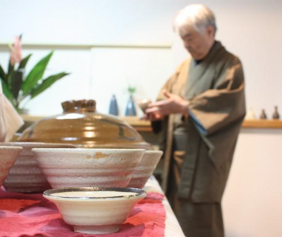 作陶から窯の作り方まで