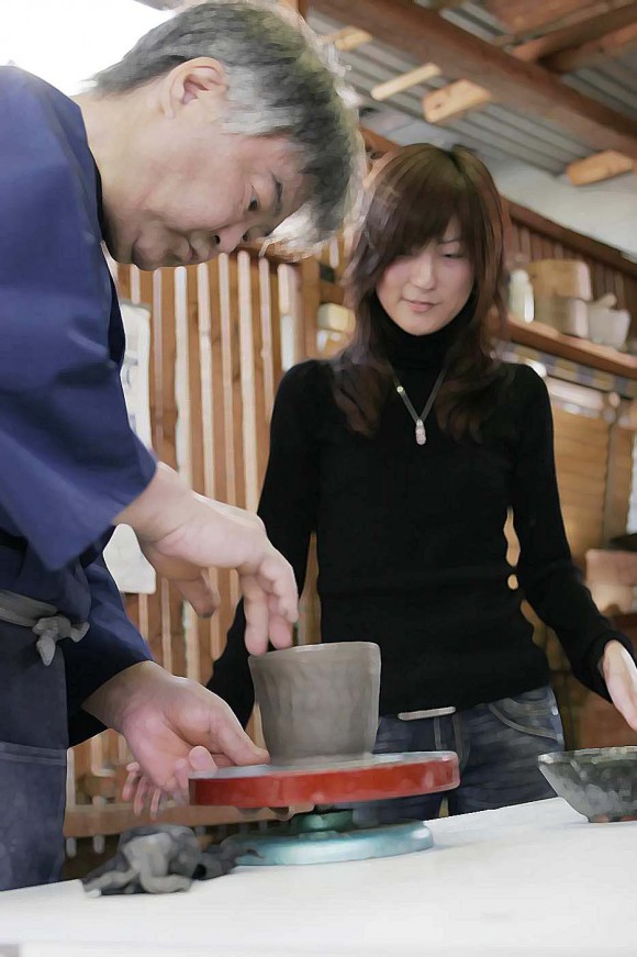 陶芸教室|陶工房高谷